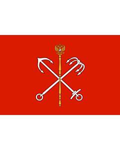 Flag: Saint Petersburg