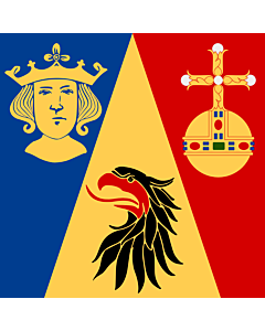 Flag: Stockholm County
