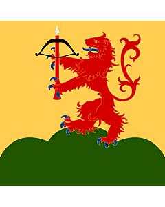 Flag: Kronoberg County