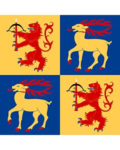 Flag: Kalmar County
