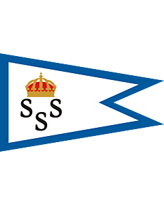 Flag: Burgee of KSSS members