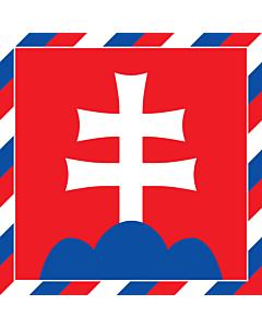 Flag: President of Slovakia
