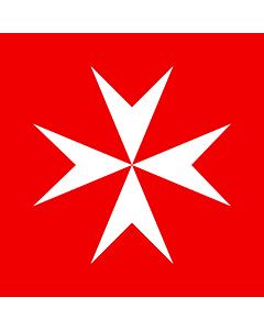 Flag: Sovereign Military Order of Malta (SMOM)