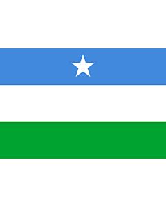 Flag: Puntland
