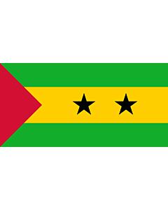 Flag: Sao Tome and Principe