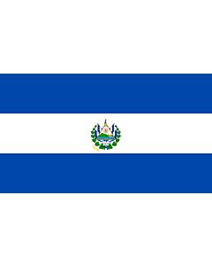 Flag: El Salvador