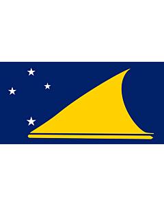 Flag: Tokelau