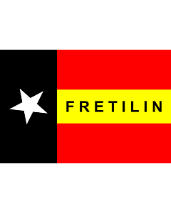 Flag: FRETILIN