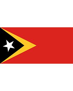 Flag: Timor-Leste