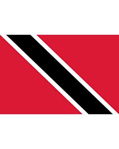 Flag: Trinidad and Tobago