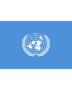 Flag: United Nations, UN