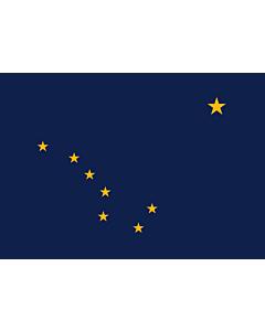 Flag: Alaska