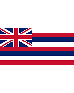 Flag: Hawaii