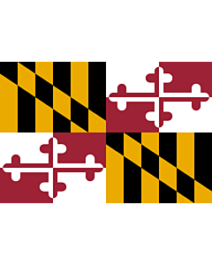 Flag: Maryland
