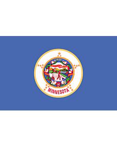 Flag: Minnesota