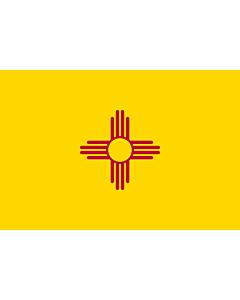 Flag: New Mexico