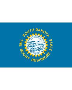 Flag: South Dakota