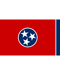 Flag: Tennessee