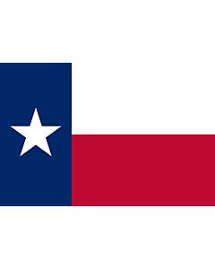 Flag: Texas
