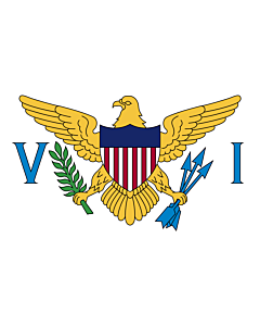 Flag: Virgin Islands of the United States