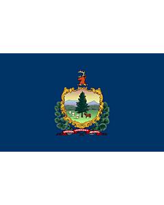 Flag: Vermont