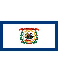 Flag: West Virginia