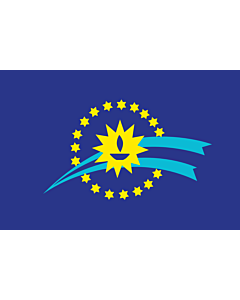 Flag: Durazno