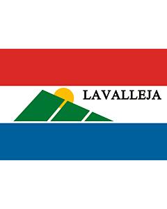 Flag: Lavalleja Department