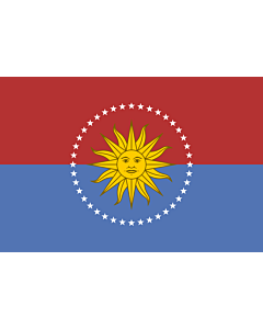 Flag: San José Department