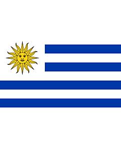 Flag: Uruguay
