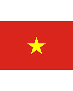 Flag: Vietnam