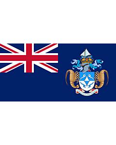 Flag: Tristan da Cunha