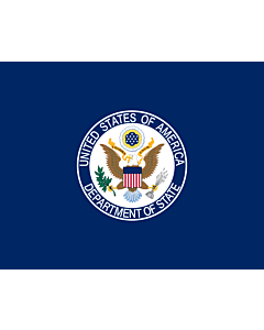 Flag: United States Department of State