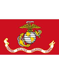 Flag: United States Marine Corps | Image taken from