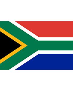 Flag: South Africa