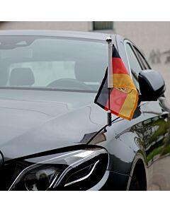 Car Flag Pole Diplomat-Z-Chrome-MB-W213  for Mercedes-Benz E (W213) (2016-)