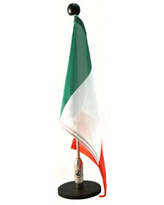 Magnetic Car Flag Pole Diplomat-1.30 Italy
